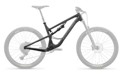 Santa Cruz 5010 Alloy Dark Grey Frame