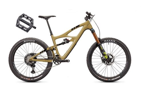 Ibis Mojo HD5 Brown Pow