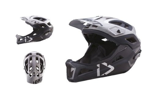 Leatt DBX 3.0 Enduro Helmet BRUSHED MEDIUM ONLY