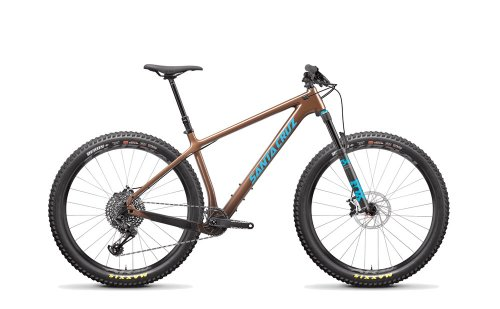 Santa cruz Chameleon C Bronze  S-Kit