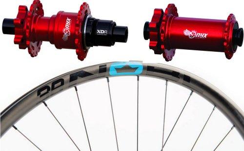 Evolution Cycles - Evo Custom Nobl TR38 on Onyx Vesper