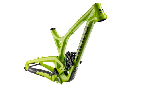 Evil The Wreckoning MB Fallout Green Frame